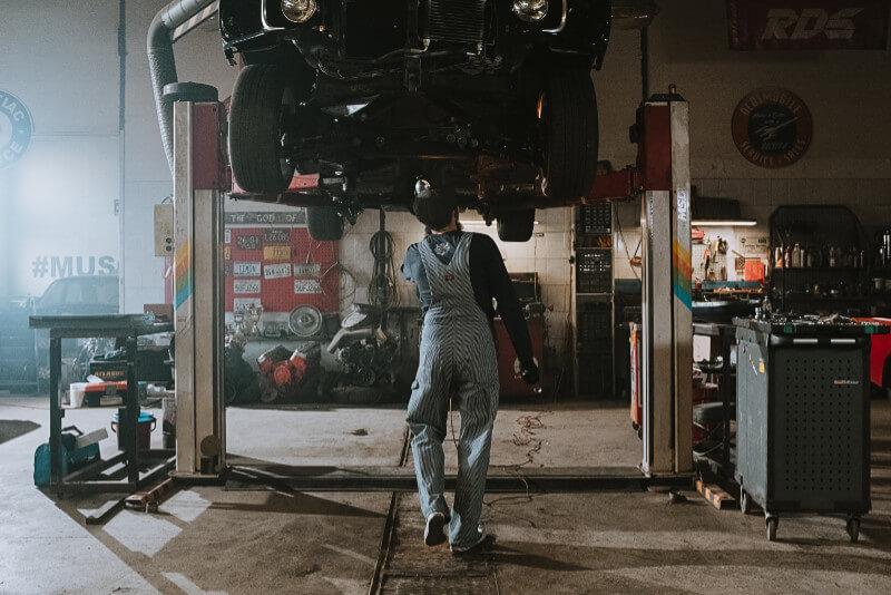 Przeglądy samochodów